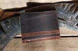 RFID Buffel bruine lichte streep midden_