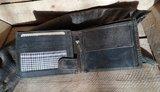 RFID Buffel bruin vlak midden_