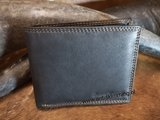 antiskim portemonnee - zwarte portemonnee